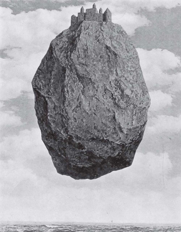 Renè-Magritte_Il-castello-dei-Pirenei_Le-città-invisibili_